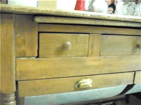 Antique Kitchen Cabinet With Flour Bin Antique Pine Kitchen Bakers Cabinet Flour Bin Spice Ebay