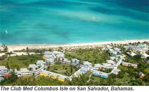 Club Med in talks to renovate and expand Bahamas resort
