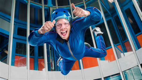 In Door Sky Diving by Indoor Skydive Roosendaal Promo