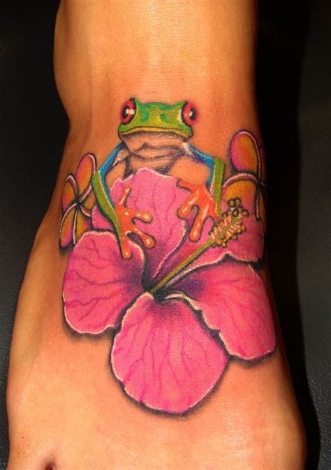 aqua flower tattoos and photo aqua tattoos and designs page 90