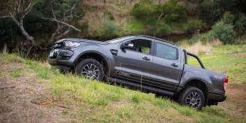 Ford Ranger Review 2017 Ford Ranger Fx4 Review Caradvice
