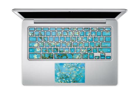 Macbook Aufkleber Tastatur by Universale Designer Macbook Sticker Keyshorts