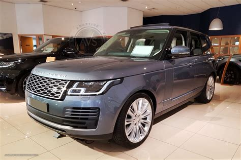 Land Rover Range Rover Vogue 2019 by 2018 Range Rover Vogue 8 Adaptive Vehicle Solutions Ltd