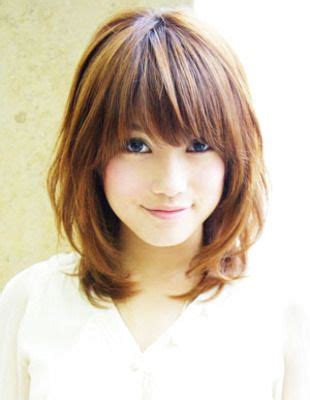chinese ball with bang hair style hair designs for women with bangs www pixshark com