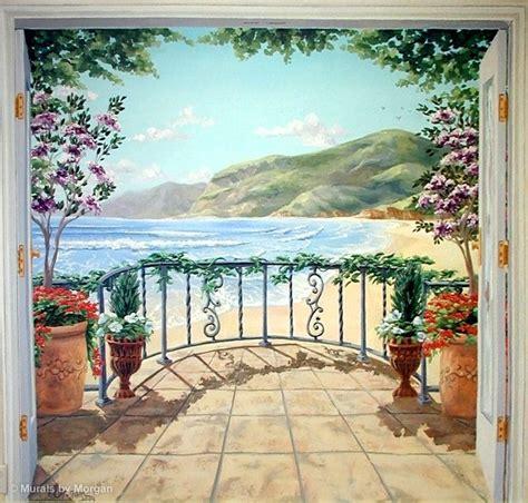 Trompe L Oeil Mural 2363 by Trompe L Oeil Mural Trompe L Oeil