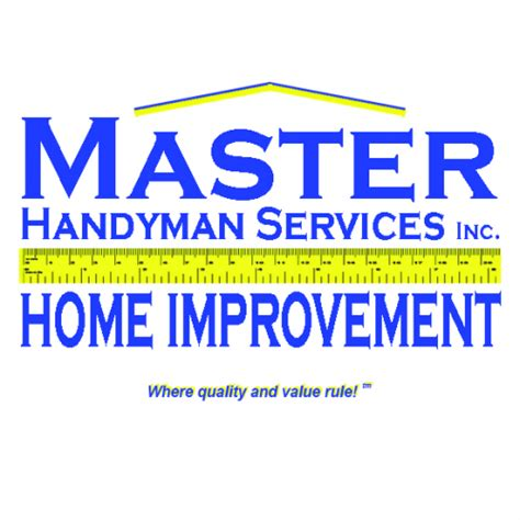 master handyman services inc home improvement networx