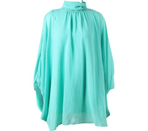 chic simple tosca batwing blouse