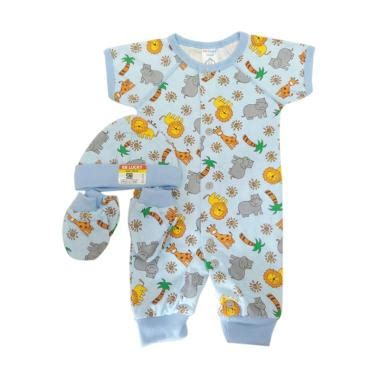 Lasona Arcap100 Topi Renang Medium Blue jual topi bayi harga terbaik blibli