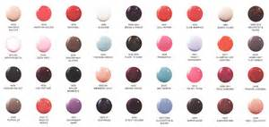 essie color chart essie gel members only