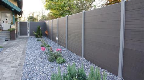 moderne sichtschutzzäune sichtschutz terrasse aluminium alle ideen 252 ber home design