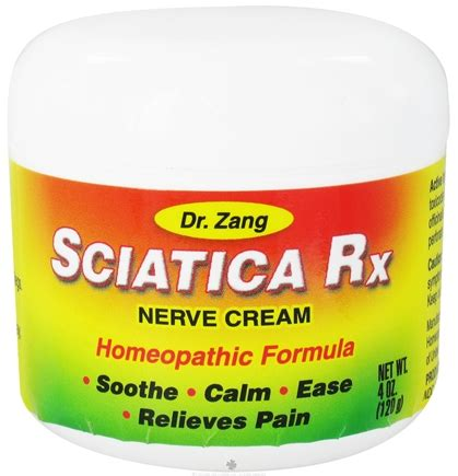 Bellaire Detox Wellness by Buy Dr Zang Homeopathic Sciatica Rx Nerve 4 Oz