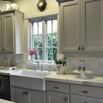 Gray Kitchen Cabinets Benjamin by Gray Kitchen Cabinets Transitional Kitchen Benjamin