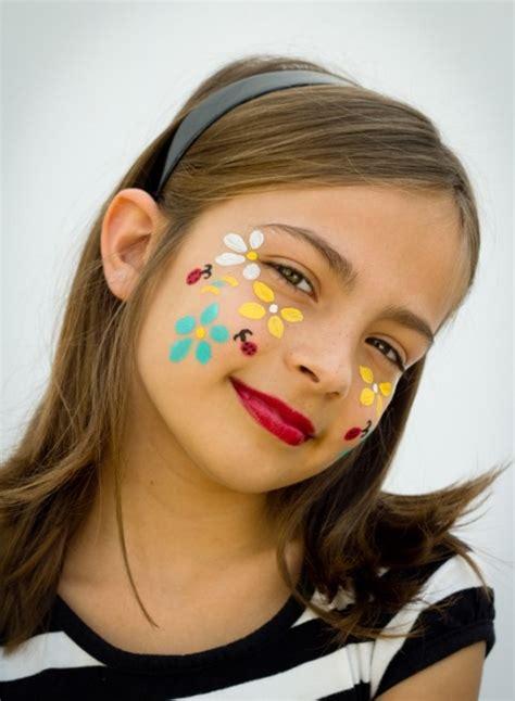 cute  easy halloween face makeup ideas  kids