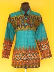 Hem Anjani By Toko Batik Ferry grosir baju batik pekalongan batik pekalongan murah