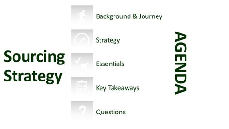 Strategy Mba by Sourcing Strategy Kellogg Mba Operations Strategy