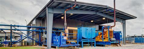 Oilfield Services Regional Base Broussard, Louisiana Energy Architecture