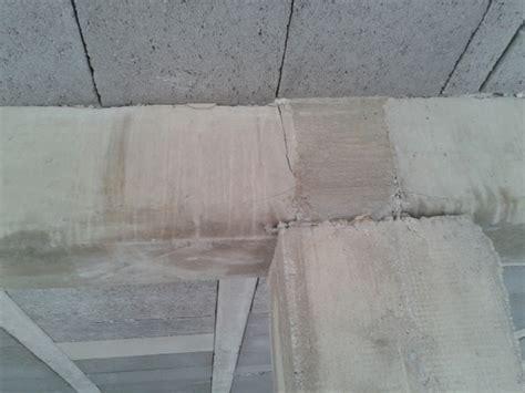 fissure dalle b 233 ton photo fissures dalle b ton fondations