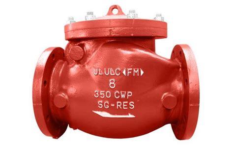 mueller swing check valve m 252 ller has new swing check valves industrial valve news