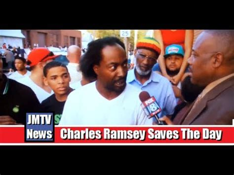 Charles Ramsey Dead Giveaway Youtube - dead giveaway charles ramsey saves the day rescues missing teen amanda berry