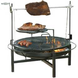 Firepit And Grill Rock Pit Grill