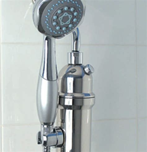 Soft Water Shower Filter by Carico International Helping Live Longer Healthier