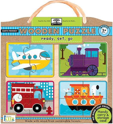 Puzzle Go other puzzles innovative green start wooden puzzles ready set go 2yrs puzzle was