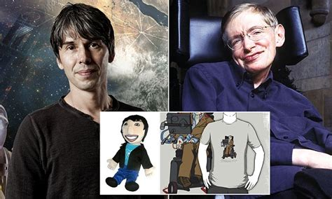 Brian cox and stephen hawking to turn themselves into brands daily