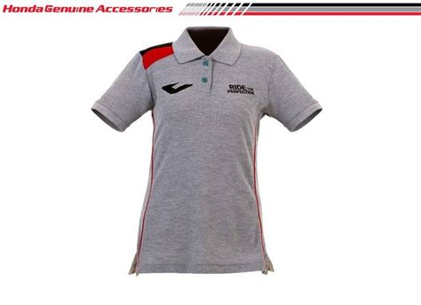 Kaos Motor Honda Vario 125 027389 vario gr polo shirt w m merchendise resmi kaos honda