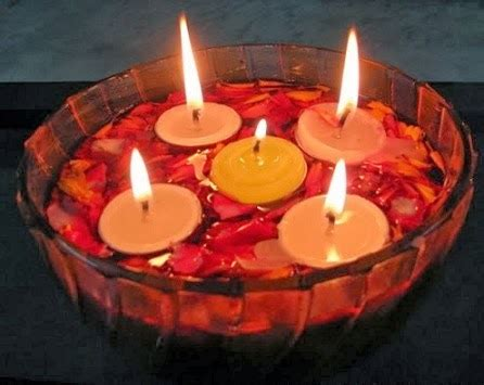diwali candles ideas diwali decorations with floating