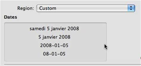 Format Date En Francais | betalogue 187 pages 3 tip custom formats for automatic date