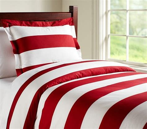 red and white striped comforter 17 best images about red stripe duvet cover on pinterest