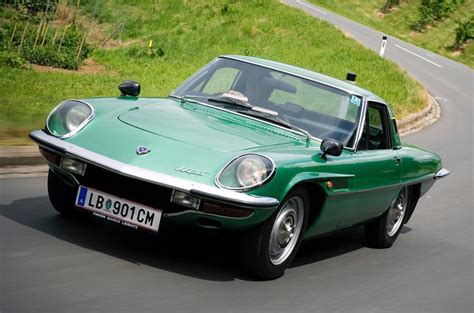 history of the mazda rotary engine picture special autocar