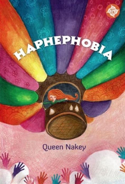 Promo Pembatas Buku bukukita haphephobia edisi ttd pembatas buku