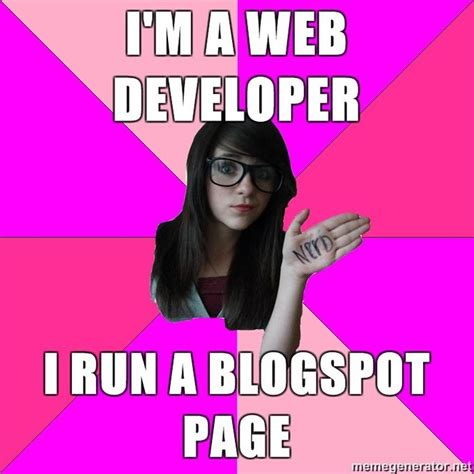 Web Developer Meme - web developer developer memes