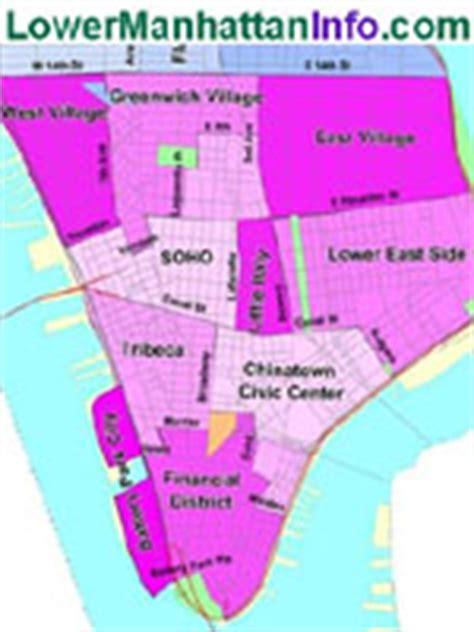 lower manhattan real estate & lower manhattan homes for