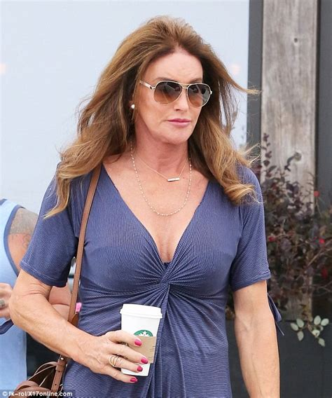 Kyle Heels Coffee caitlyn jenner flashes cleavage in mini dress as she grabs