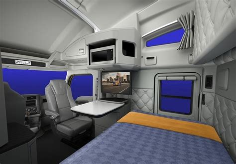 Sleepers Tv by Kenworth Adds In Cab Satellite Tv Package For T680 Sleeper