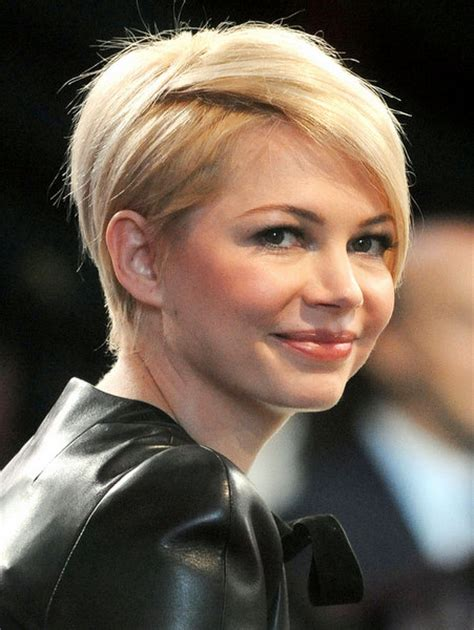 21 short hairstyles for round faces styles weekly
