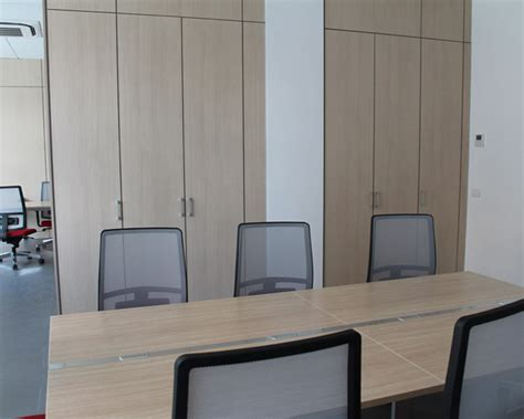 pareti attrezzate uffici pareti attrezzate ufficio design italia