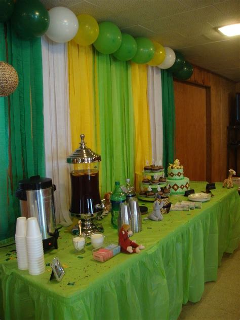 best 25 safari theme baby shower ideas on