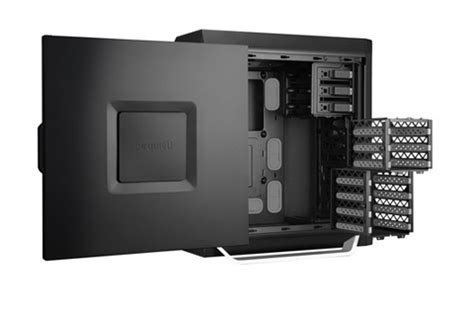 D1163 Be Gaming Silent Base 800 With Side Wind C1163 be silent base 800 atx tower pc silver