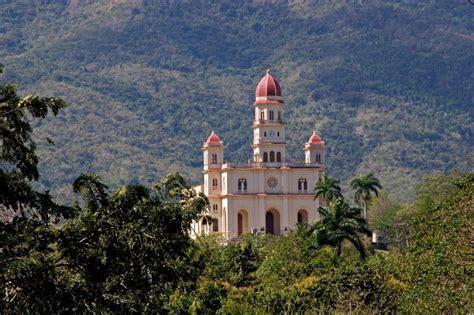 santiago de cuba cuba cuba attractions virgen de la caridad del cobre santuary