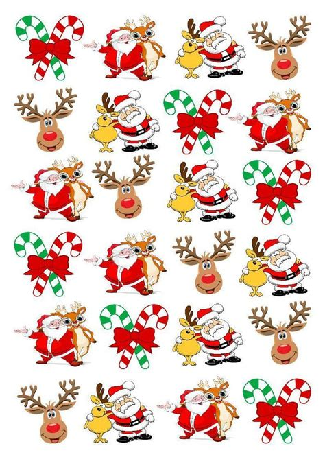 free printable christmas paper decorations 1501 best christmas printables 4 images on pinterest