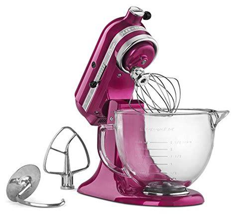 quart artisan kitchenaid stand mixer   statement
