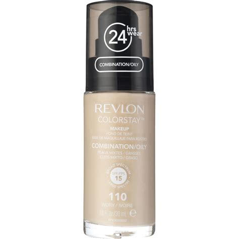 Foundation Revlon Skin revlon colorstay make up foundation for combination