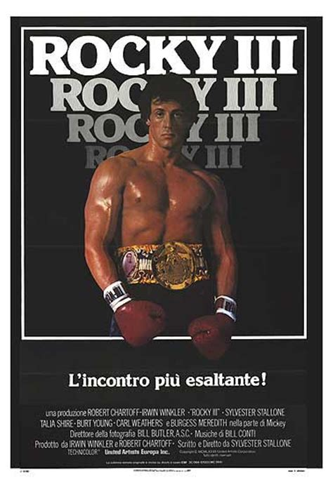 Rocky Iii 1982 Full Movie Rocky Iii Movie Posters At Movie Poster Warehouse Movieposter Com
