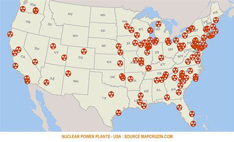 nuclear power plant map usa decommissioning nuclear reactors news and letters committees