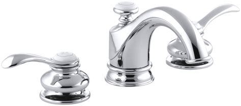 kohler fairfax bathroom faucet faucet com k 12265 4 cp in polished chrome by kohler