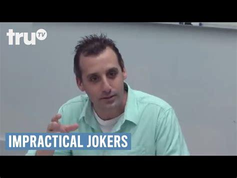 impractical jokers joe bathroom impractical jokers joe s best moments from season 1
