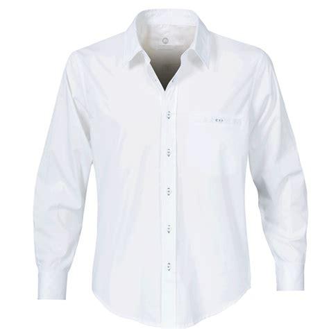 Kemeja Pria Kemeja Putih Panjang Pria Polos Katun Slimfit Murah inilah 4 item kemeja yang wajib dimiliki pria